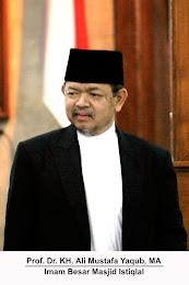 KH Ali Mustofa Yaqub