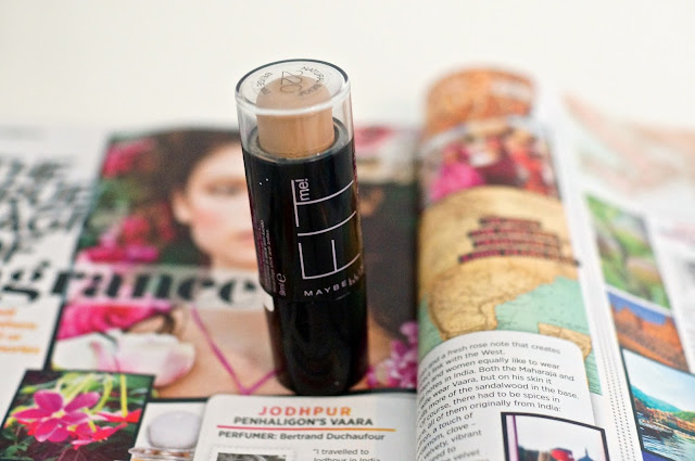 Maybelline Fit Me 2 in 1 anti-shine foundation stick