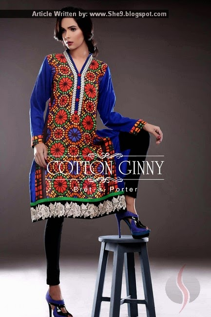 Kurti for Tights