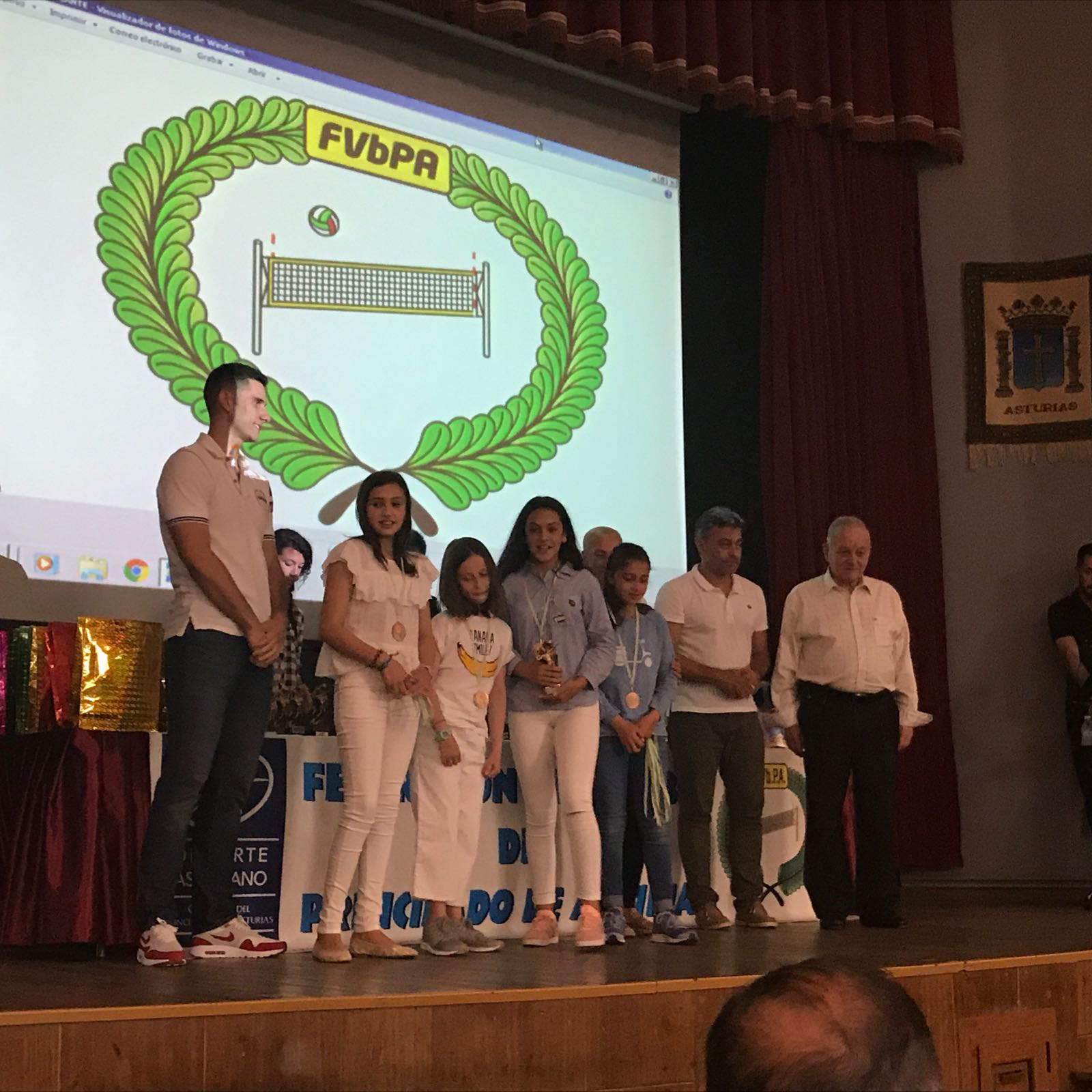 Gala del Voley Asturiano