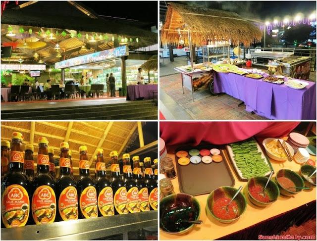 Bali Hai Seafood Village Kota Damasara, food, seafood restaurant, bali hai, ramadan buffet, balinese food, BBQ area, sauce ABC indonesia, sauce ABC asli, makanan laut terbaik, seafood murah