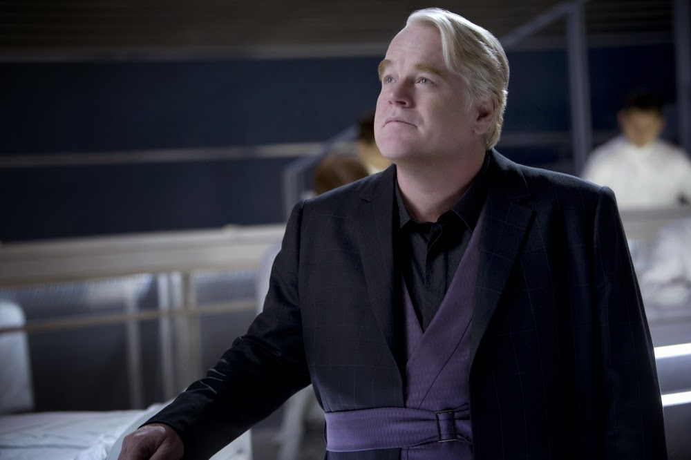 Hunger Games 2 Catching Fire Plutarch Heavensbee