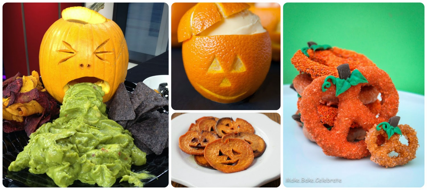 Some great inspiration for spooky Halloween food