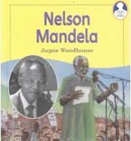 bookcover of NELSON MANDELA  (Life and Times)  by Jayne Woodhouse