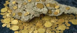 Penemuan Harta Karun di Bawah Laut Florida