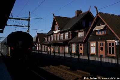 Boden tågstation