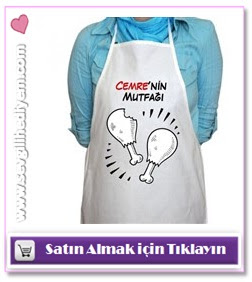 Komik mutfak önlüğü, kişiye özel mutfak önlüğü, anneye hediye, eşinize hediye