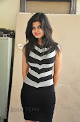 Alekhya Photos at Swiss Raja Press Meet-thumbnail-15