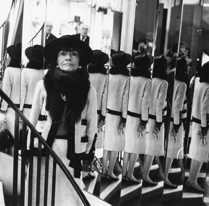 via fashioned by love | Coco Chanel Biography by Henry Gidel