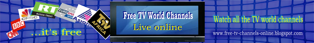 FREE TV WORLD CHANNELS ONLINE