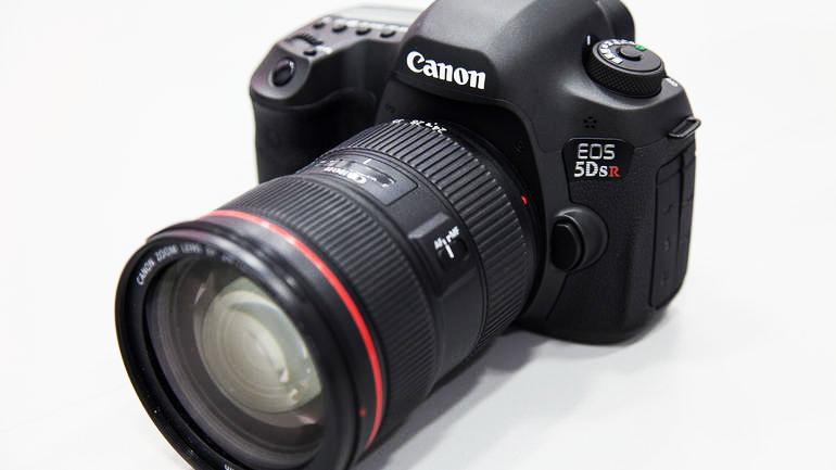 Kamera DSLR 50 Megapiksel Keluaran Canon Terbaru 2015
