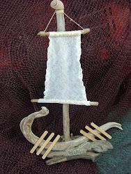 """""""ΑΡΓΩ""""-A wonderful handmade creation!! Gift by Rena Christodoulou"""