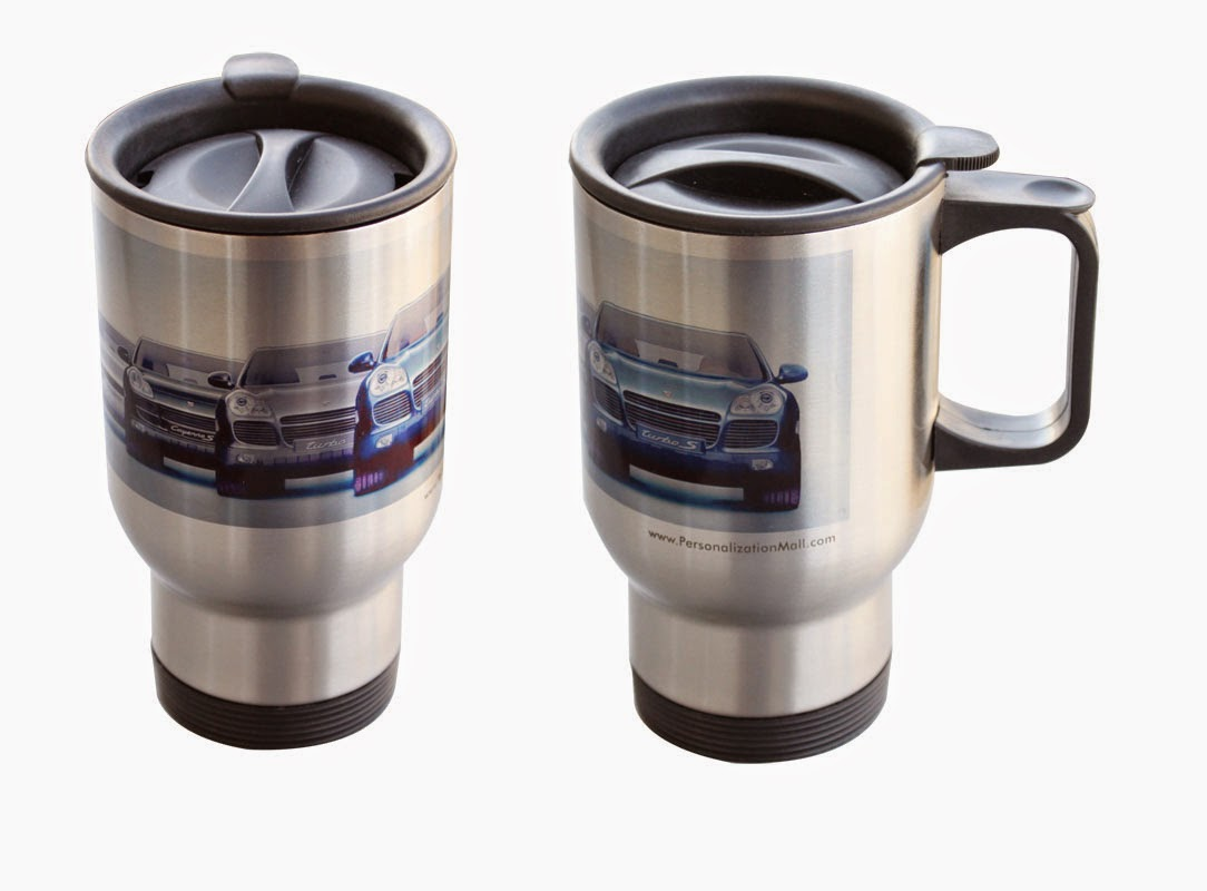 12X Stainless Steel Travel MUG