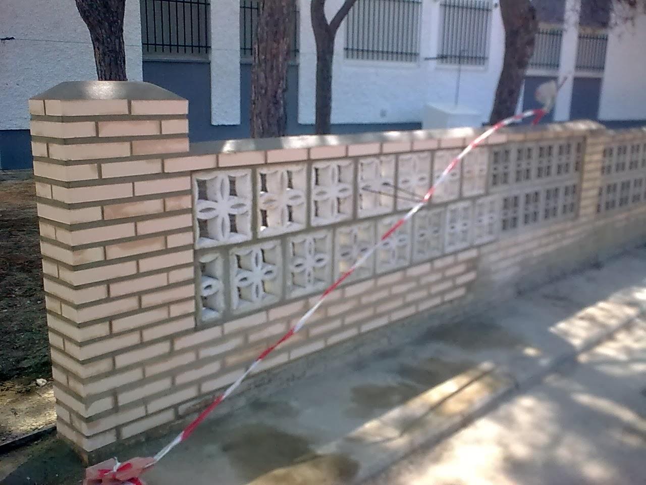Ladrillo visto basto blog profesional jos antonio - Muros de ladrillo visto ...