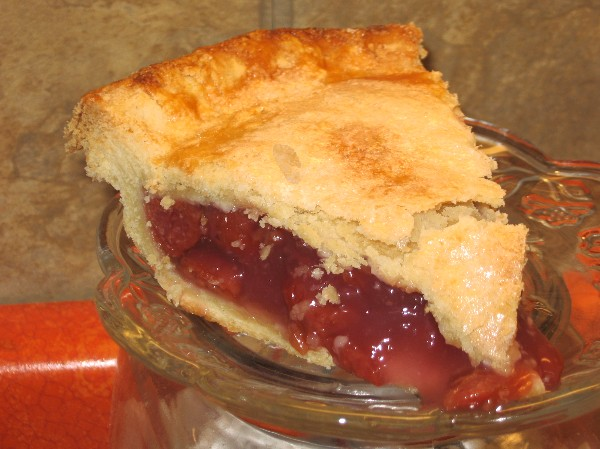 Coleen's Recipes: CLASSIC CHERRY PIE