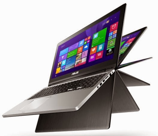 ASUS Philippines Launched Transformer Book Flip and All New Book T100