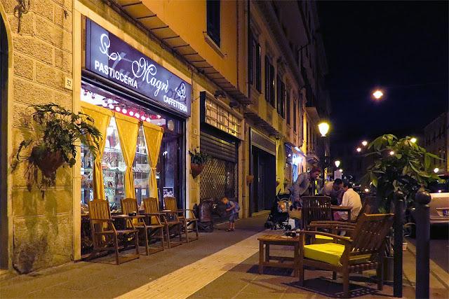 Pasticceria Magrì, via Magenta, Livorno