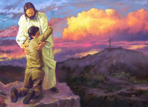 Chúng ta tha thứ cho nhau vì Chúa đã tha thứ chúng ta trước