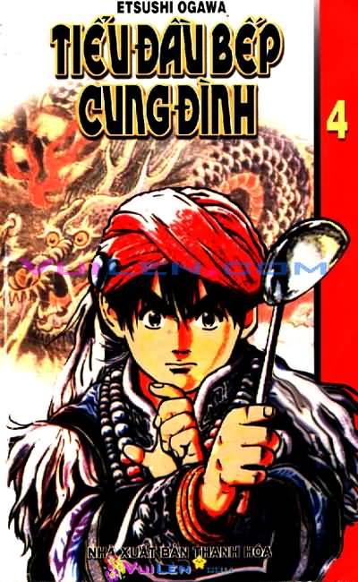 Cậu Bé Đầu Bếp –  Etsushi Ogawa
