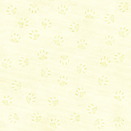 """Animal Tracks"", Background Pattern 