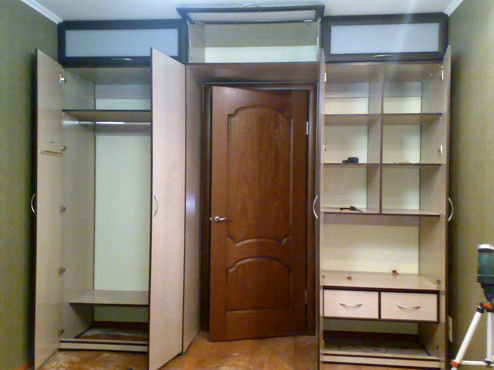 Шкафы для малогабаритных квартир - ремонт и отделка квартир .