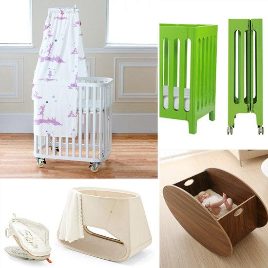 Baby Bassinet Nursery2