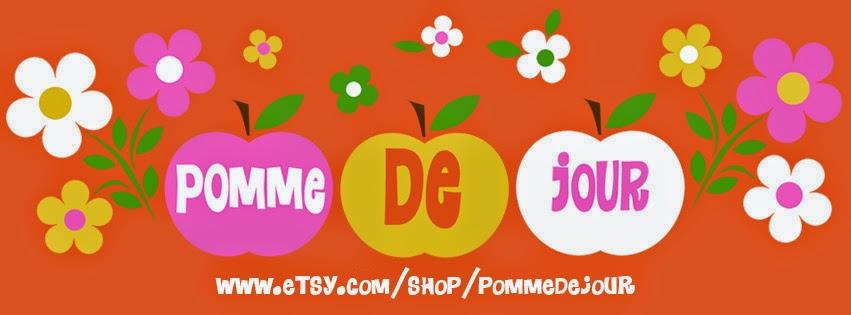 Pomme de Jour Blog