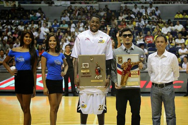 Mark Caguioa Best Player of the Conference