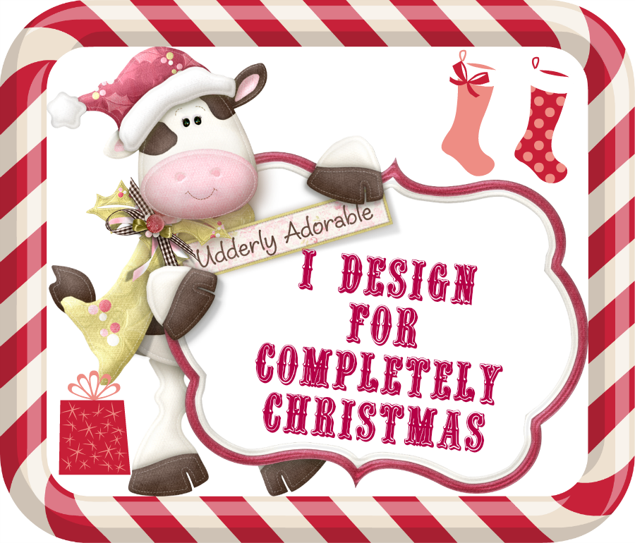 I design for Completely Christmas