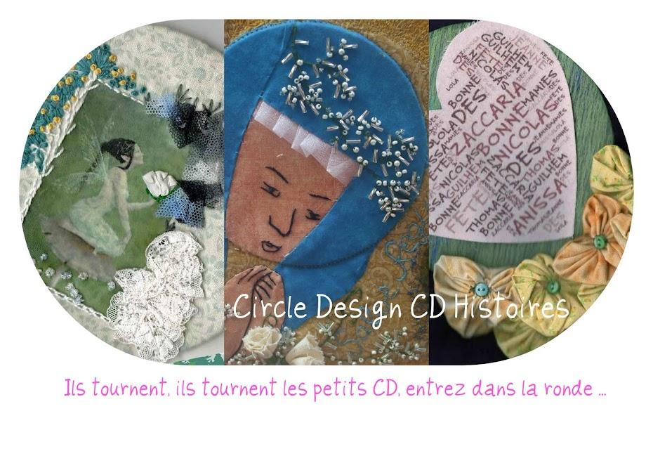 Circle Design - Cd Histoires