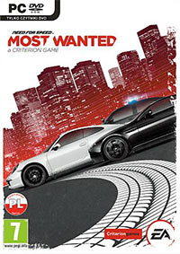 Need for Speed: Most Wanted - Black Box Repack
