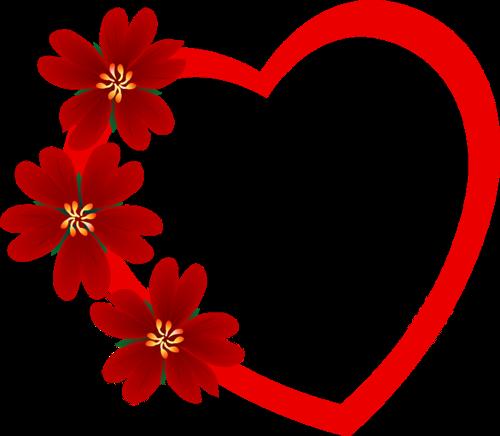 Gifs y fondos pazenlatormenta tubes de corazones - Imagenes de corazones navidenos ...