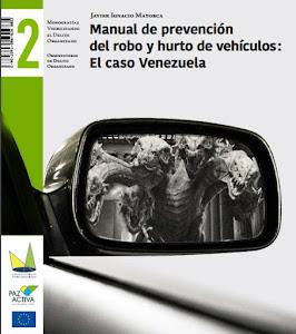 Robo y hurto de vehículos en Venezuela