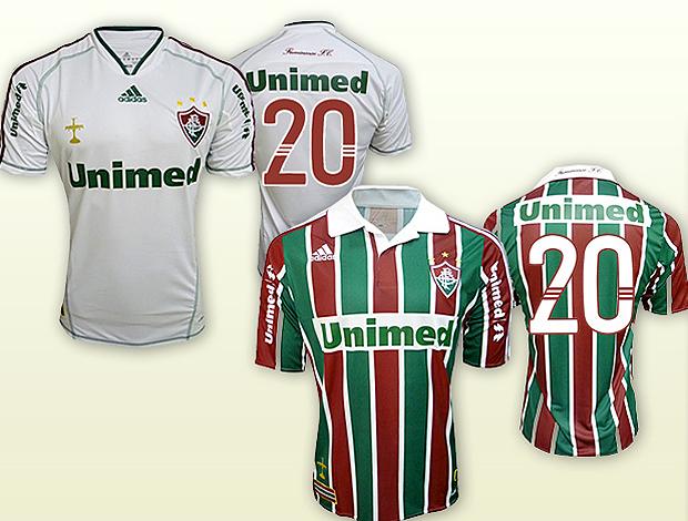Fluminense do Coração  Manto sagrado do Fluminense 2250bfd5b062f