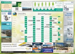 Global Milling 2014 Events Calendar