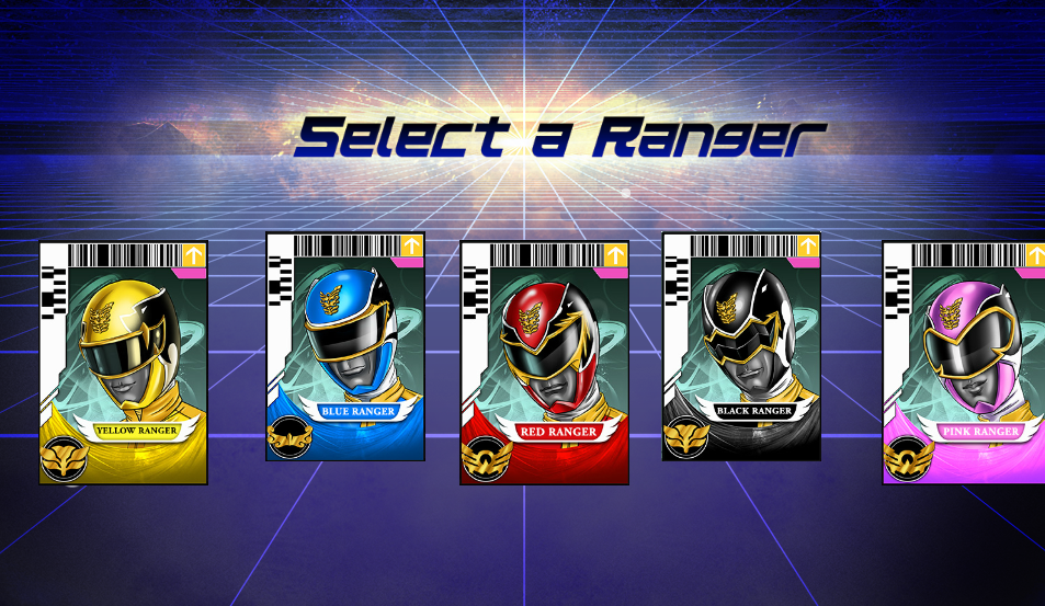 power rangers megaforce games play