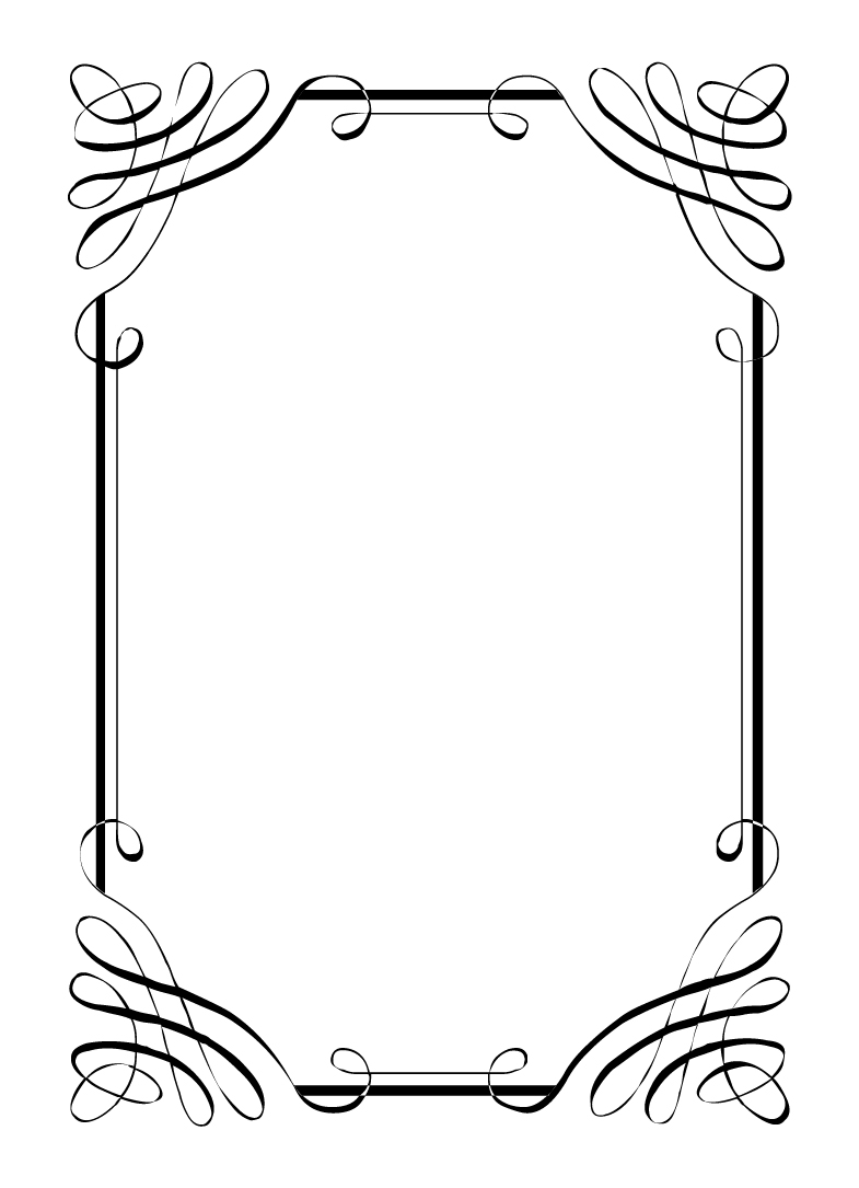 Free wedding frame templates stopboris Images