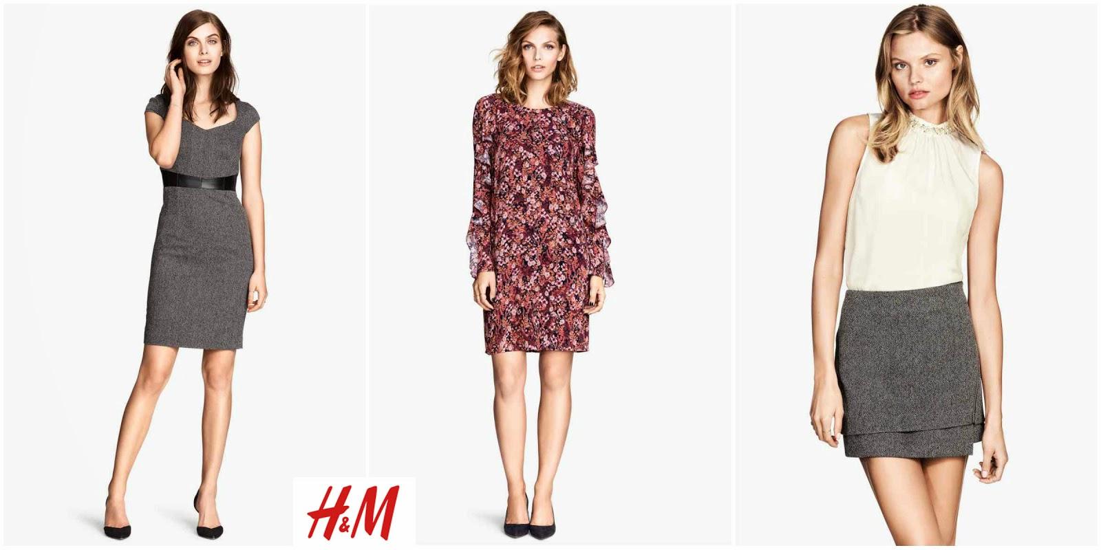 H&M Mujer Otoño2