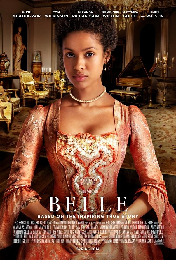 Póster Belle