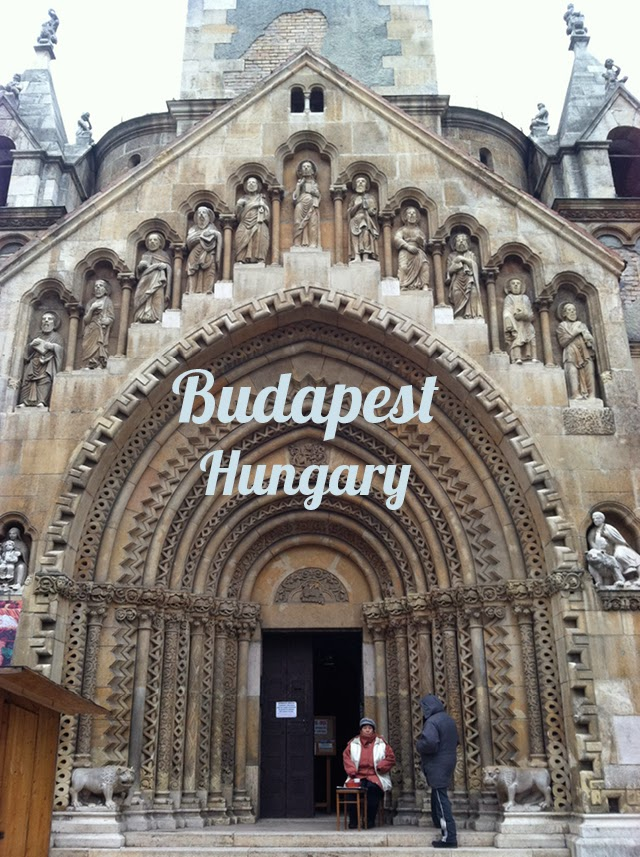 Budapest, Hungary, on Semi-Charmed Kind of Life