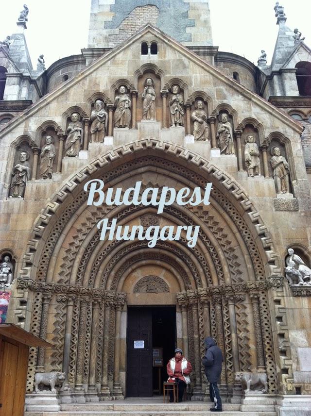 Budapest, Hungary, on Semi-Charmed Kind of Life