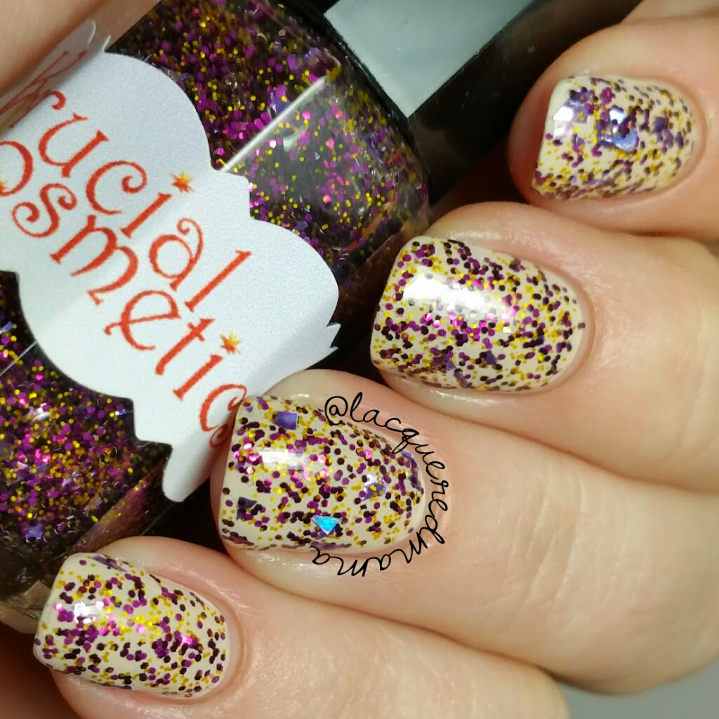 LacqueredMama: Krucial Cosmetics - Cystic Fibrosis Awareness ...