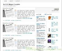 SEO Friendly Blogspot Templates | User Blogger