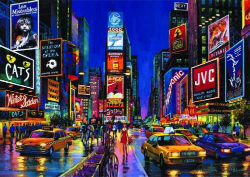 New york tourism new york attractions for Places to see in nyc at night