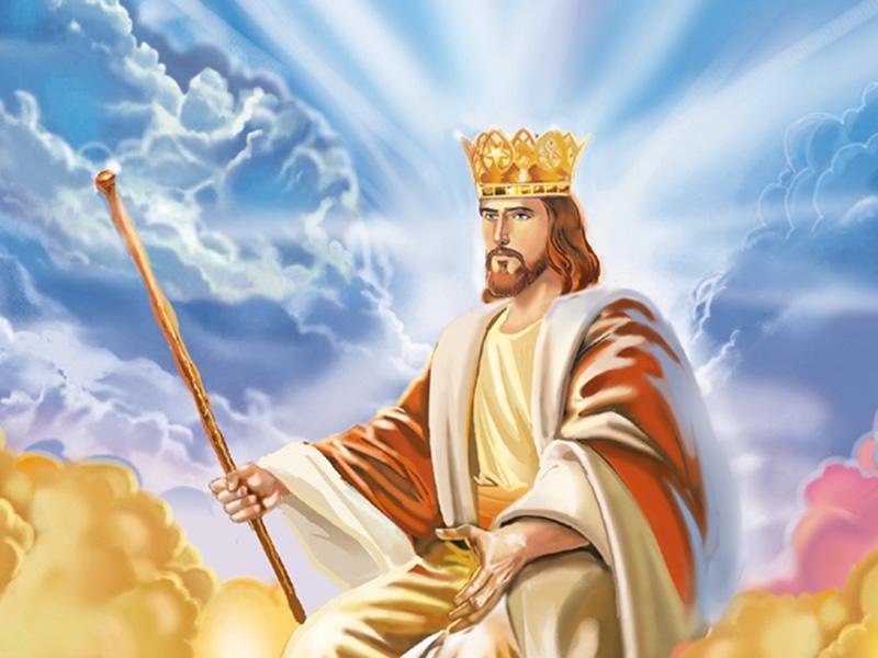 Yesus Sedang Datang