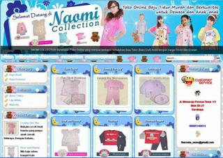 Toko Online Baju Tidur dan Baby Doll