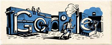 Doodle de mayo de 2010