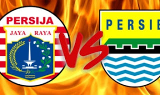 Persija vs Persib , 3 TEWAS