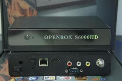 OPENBOX S6000 HD