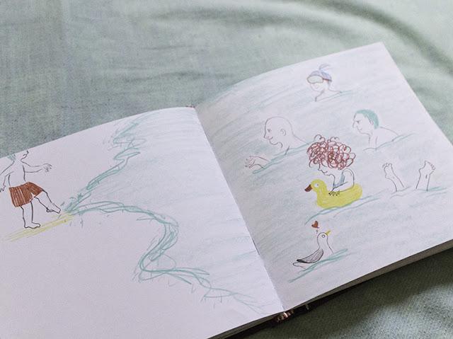 Mar Villar - Cuaderno: Ven al agua!